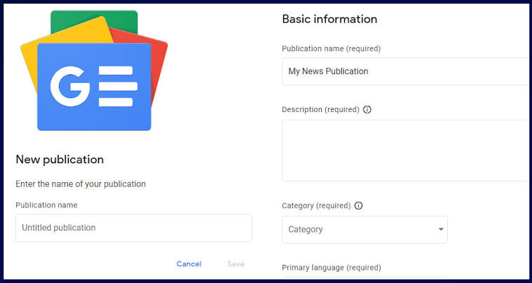 Google Launches New Publisher Center to Help News Publishers