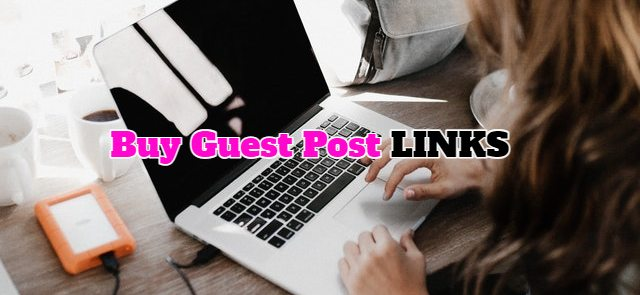 Buy Guest Post Links